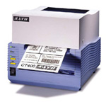 SATO thermal transfer label printer